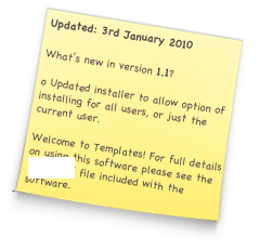 Updated: 3rd January 2010